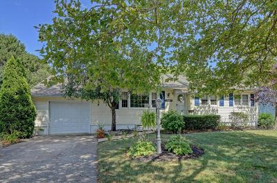 Wall Single Family Home Under Contract: 1628 Bailey Road