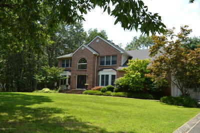 Freehold Single Family Home For Sale: 9 Decicco Drive