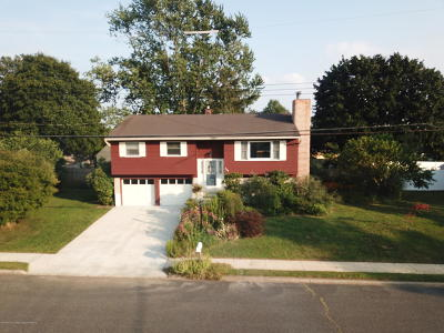 Neptune Township Single Family Home For Sale: 310 Campbell Avenue