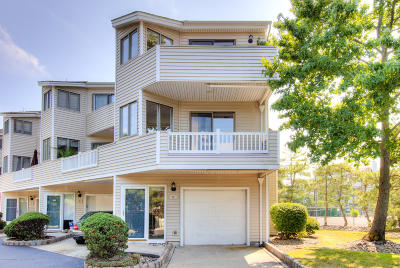 Long Branch Condo/Townhouse Under Contract: 12 Seawinds Way