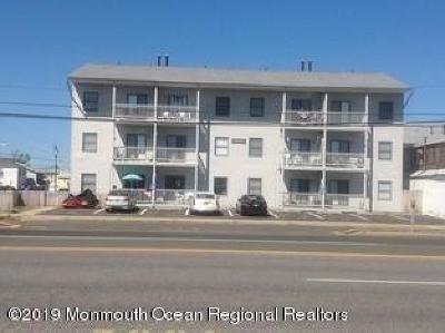 Seaside Heights Rental For Rent: 202 Hamilton Avenue
