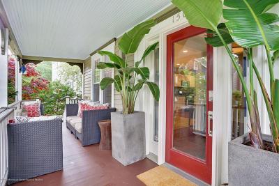 Asbury Park Single Family Home For Sale: 1503 Bond Street