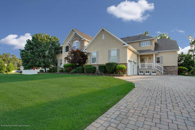 Toms River Single Family Home For Sale: 1875 Charlton Circle