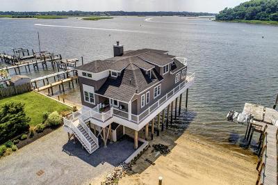 Sea Bright Single Family Home For Sale: 378 Ocean Avenue