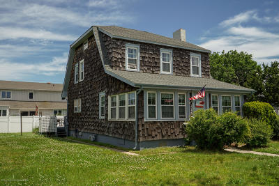 Seaside Heights Single Family Home For Sale: 216 Route 37