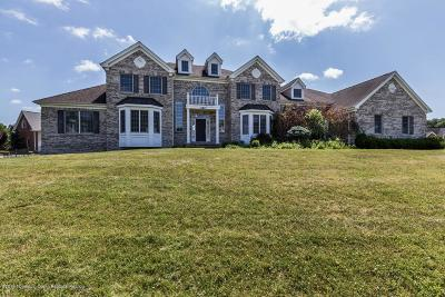 Morganville Single Family Home Under Contract: 280 Deerfield Road