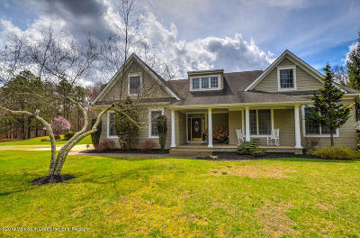 Freehold Single Family Home For Sale: 395 Ely Harmony Road