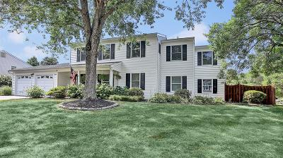 Howell Single Family Home Under Contract: 11 Yellowstone Lane