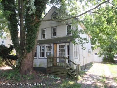 Point Pleasant Single Family Home For Sale: 1030 Route 88