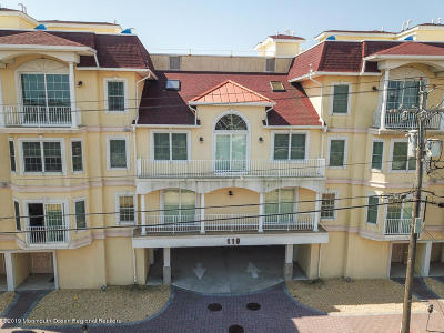 Seaside Heights Condo/Townhouse For Sale: 119 Dupont Avenue #A9