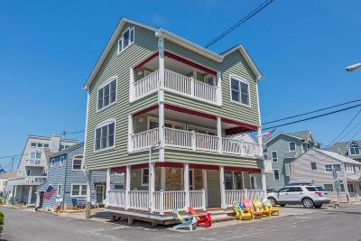 Lavallette Single Family Home For Sale: 52 E Atlantic Way
