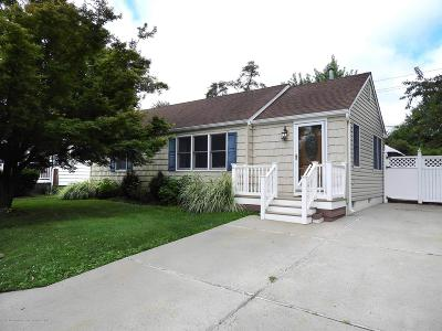 Wall Single Family Home For Sale: 1521 Edgemere Road