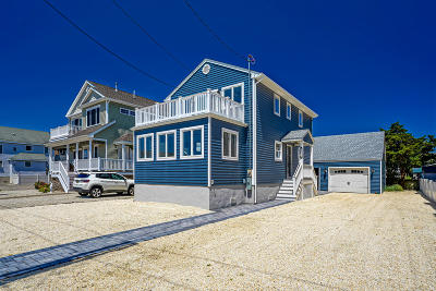 Seaside Park Single Family Home For Sale: 204 12th Avenue