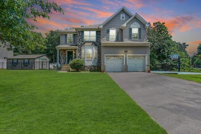 Matawan Single Family Home Under Contract: 9 Annie Drive