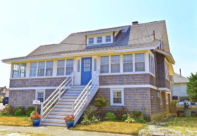 Seaside Park Single Family Home For Sale: 111 6th Avenue