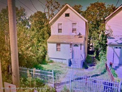 Long Branch Single Family Home For Sale: 141 Central Avenue