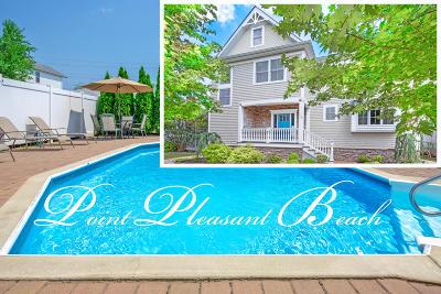 Point Pleasant Beach Rental For Rent: 116 Dartmouth Avenue