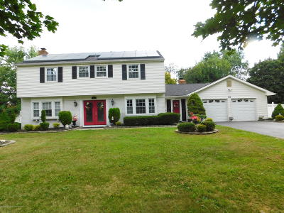 Freehold Single Family Home For Sale: 53 Princess Anne Drive