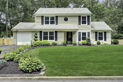 Manchester Single Family Home Under Contract: 2309 Woodland Road