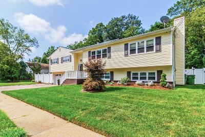 Neptune Township Single Family Home For Sale: 707 Ohagen Terrace