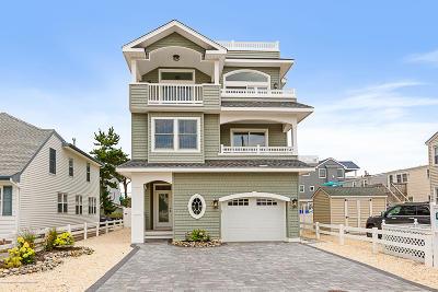 Long Beach Twp Single Family Home For Sale: 123 E 27th Street