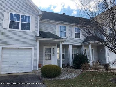 Toms River Condo/Townhouse For Sale: 4402 Galloping Hill Lane