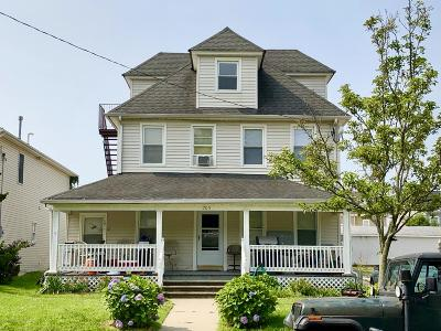 Bradley Beach Multi Family Home For Sale: 203 Brinley Avenue