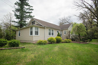 Single Family Home For Sale: 83 Strickland Road