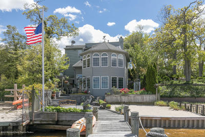 Brick Single Family Home For Sale: 98 Beach Court