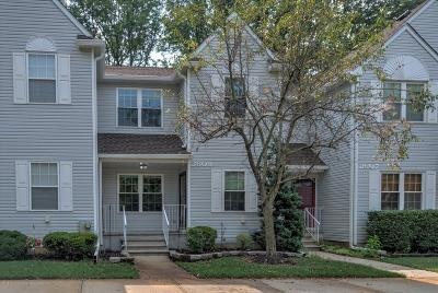 Freehold Condo/Townhouse For Sale: 2608 Strawberry Patch Court