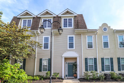 Middletown Condo/Townhouse For Sale: 1001 Abby Road