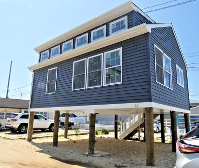 Lavallette Single Family Home For Sale: 107 W Kingfisher Way