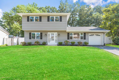 Hazlet Single Family Home Under Contract: 41 Briscoe Terrace