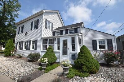Sea Girt Single Family Home For Sale: 703 Sea Girt Avenue