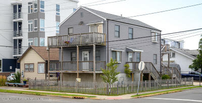 Seaside Heights Multi Family Home For Sale: 302 Bay Boulevard