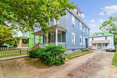 Asbury Park Multi Family Home For Sale: 1031 Monroe Avenue