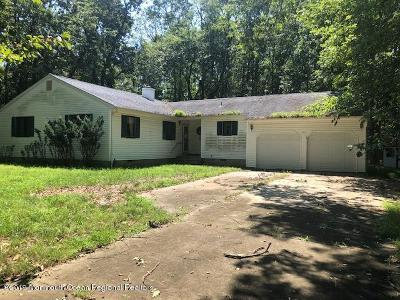 Jackson Single Family Home For Sale: 792 Eltone Road