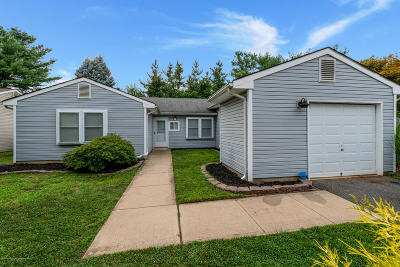 Freehold Single Family Home For Sale: 24 Long Road