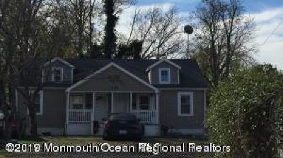Long Branch Multi Family Home For Sale: 152 Sixth Avenue