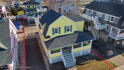 Point Pleasant Beach Multi Family Home For Sale: 34 Central Avenue