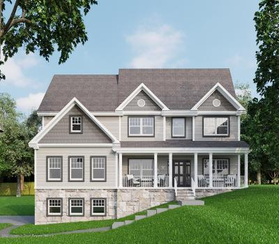 Atlantic Highlands Single Family Home For Sale: 133 Owens Avenue