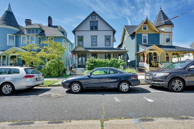 Ocean Grove Multi Family Home For Sale: 110 Main Avenue