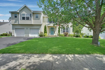 Howell Single Family Home Under Contract: 11 E Shenendoah Road
