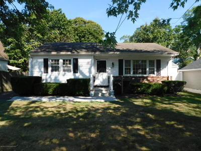 Point Pleasant Single Family Home Under Contract: 1403 Patton Street