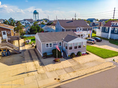 Seaside Park Single Family Home For Sale: 131 9th Avenue
