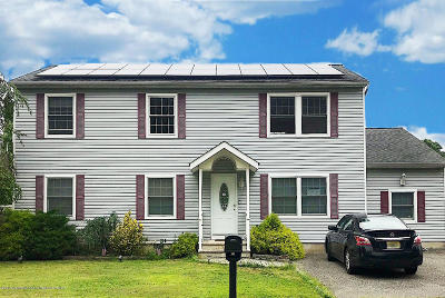 Toms River Single Family Home For Sale: 629 Garfield Avenue