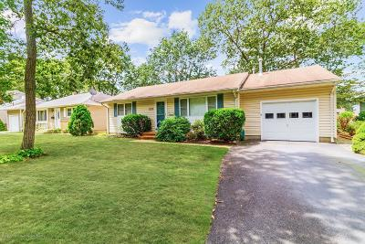Point Pleasant Single Family Home For Sale: 1203 River Avenue