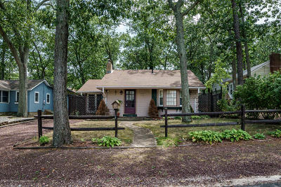 Brick Single Family Home For Sale: 369 Rancocas Drive