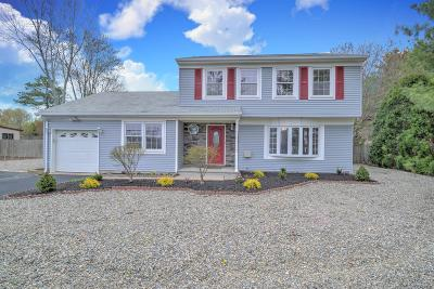 Toms River Single Family Home For Sale: 810 Vaughn Avenue