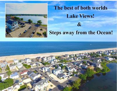 Point Pleasant Beach Single Family Home For Sale: 104 Makin Avenue